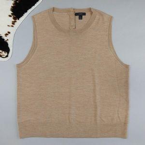 J. Crew Lightweight Wool Jackie Sweater Shell